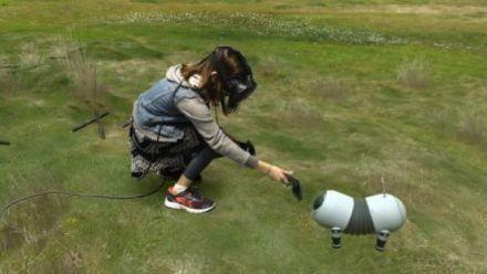 Vid�o : The Lab : HTC Vive Expériences de réalité virtuelle