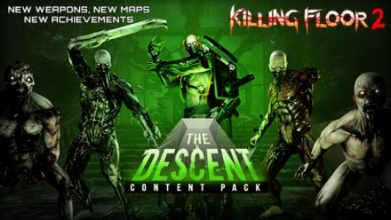 Killing Floor 2 The Descent Pack