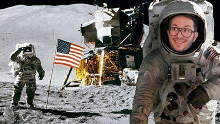 Vid�o : Apollo 11 VR : L'expérience de réalité virtuelle qui m'a fait pleurer en marchant sur la Lune