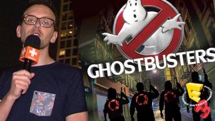 Vid�o : E3 2016 : Impressions de Ghostbusters