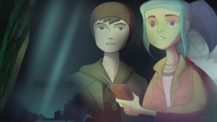 Vid�o : Oxenfree : trailer d'annonce PS4
