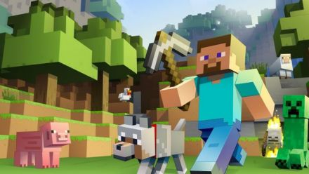 Vid�o : Minecraft disponible sur Samsung Gear VR