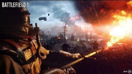Battlefield 1 : Première vidéo révélée