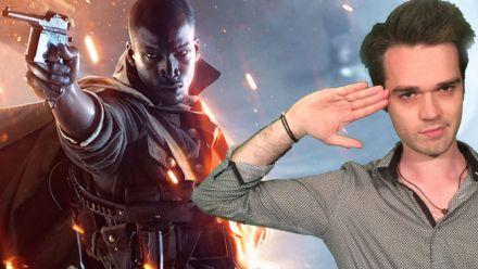 #GameblogLIVE : Découvrez la bêta de Battlefield 1 avec Camille