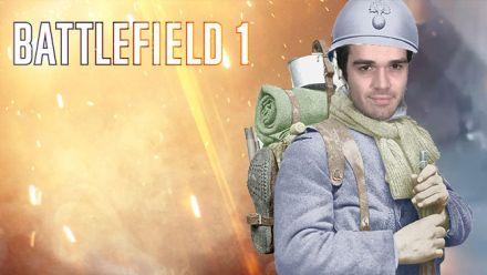 Découvrez Battlefield 1 en early access avec Camille !