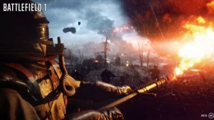 Battlefield 1 - Gameplay campagne solo