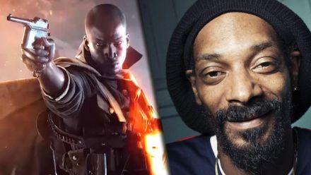E3 2016 : Snoop Dog sur Battlefield