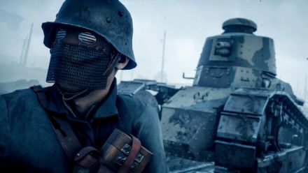 5 minutes de vidéo maison pour Battlefield 1
