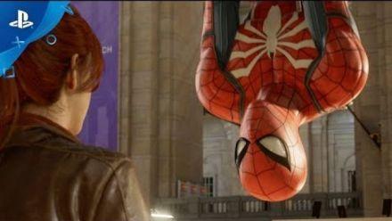 Vid�o : PGW 2017 : Spider-Man PS4