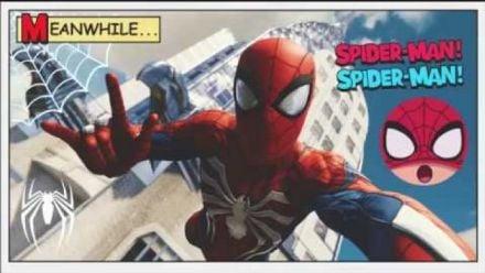 Spider-Man : Présentation du mode Photo