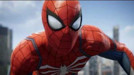 Vid�o : Spider-Man PS4 : Vidéo D23 2017