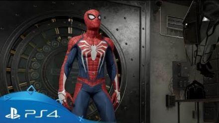 E3 2018 : 10 minutes de Spider-Man