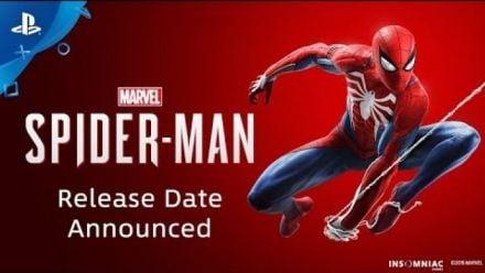 Spider-Man : Vidéo date de sortie