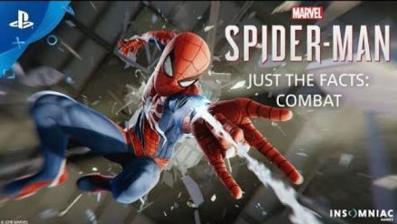 Marvel's Spider-Man - Just the Facts: COMBAT | PS4