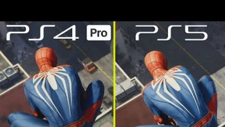 Vid�o : Spider Man Remastered vs Original PS4 Pro vs PS5 Early Performance Mode 4K (vidéo de Cycu1)