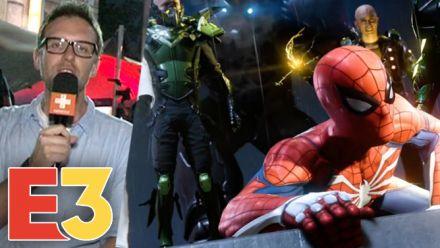 E3 2018 : On a joué à Spider-Man sur PS4 Pro, nos impressions