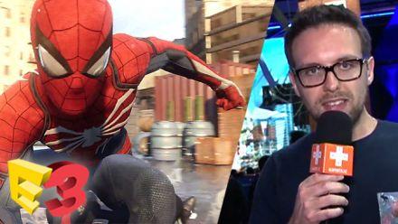 E3 2017 : On a vu Spider-Man sur PS4 Pro, et ça s'annonce très bon