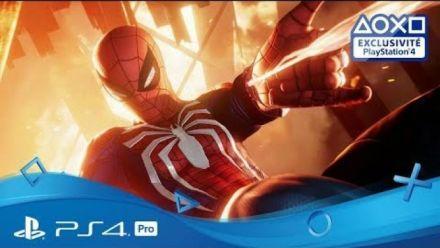Spider-Man PS4 : Bande-annonce doublage français