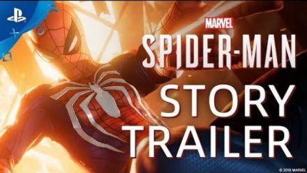 Spider-Man trailer San Diego Comic Con 2018