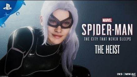 Vidéo : Spider-Man PS4 : Bande-annonce The Heist