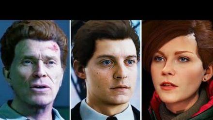 Marvel's Spider-Man Starring Tobey Maguire, Willem Dafoe, Kirsten Dunst & Alfred Molina