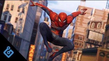 Spider-Man : trailer Game Informer