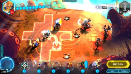 Vid�o : Duelyst - Gameplay