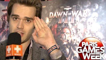 Vid�o : Dawn of War III : Impressions PGW 2016
