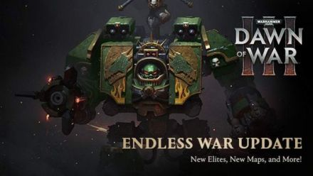 Vid�o : Dawn of War III - Endless War Update