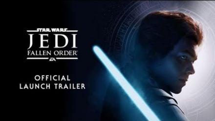 Vidéo : Star Wars Jedi: Fallen Order - Launch Trailer
