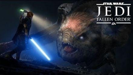 "vidéo : Star Wars Jedi: Fallen Order - Trailer ""La mission de Cal"""