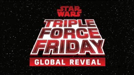 vid�o : Triple Force Friday Global Reveal Livestream