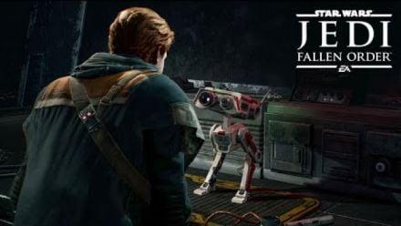 Vid�o : Star Wars Jedi: Fallen Order - La conception de BD-1