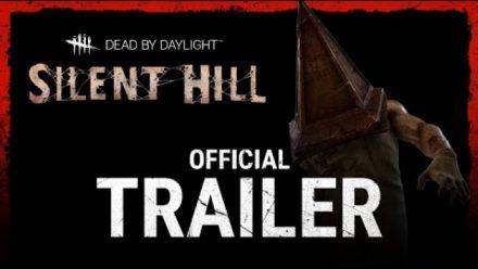 Vidéo : Dead by Daylight | Silent Hill | Official Trailer