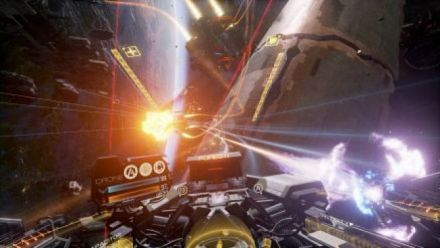 Vid�o : Eve Valkyrie : Gatecrash Trailer