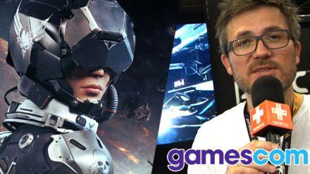 Vidéo : EVE Valkyrie Warzone : Nos impressions à la Gamescom 2017