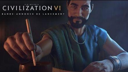 Vid�o : Civilization VI Bande annonce de lancement