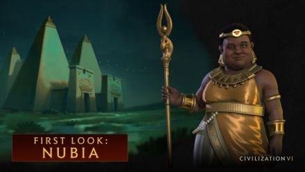 Vid�o : Civilization VI - Nubie