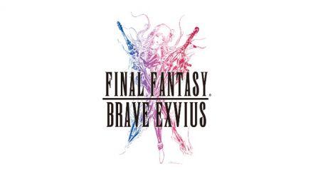 Vid�o : Final Fantasy Brave Exvius sur iOs et Android (FR)