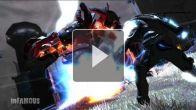 vidéo : inFamous : annonce Beta Uncharted 2