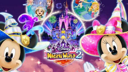 Vid�o : Disney Magical World 2 : Trailer de lancement