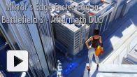 Vid�o : Mirror's Edge se montre dans Battlefield 3