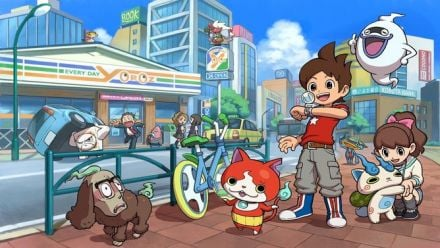 Vid�o : Yo-kai Watch 2 : Trailer E3 2016