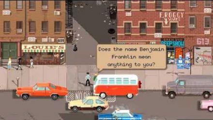 Vid�o : Beat Cop Console Edition : Gameplay Trailer
