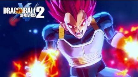 Vidéo : Dragon Ball Xenoverse 2 : Bande-annonce Ultra Pack 1