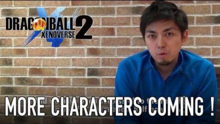 Dragon Ball Xenoverse 2 : Annonce mai 2018