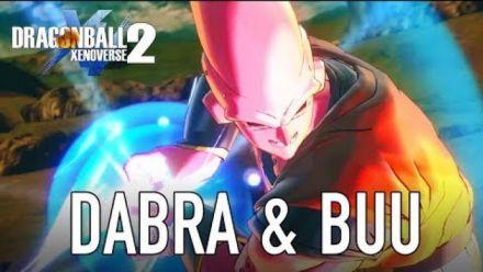 Dragon Ball Xenoverse 2 : Vidéo Dabra et Majin Buu Gohan