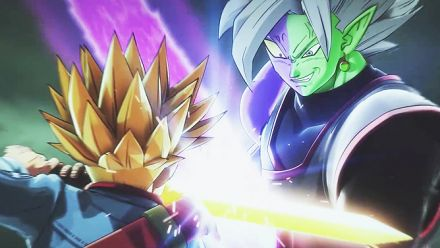 Dragon Ball Xenoverse 2 : Bande-annonce DLC Pack 4