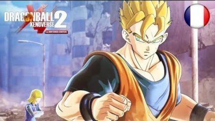 Dragon Ball Xenoverse 2 : Trailer lancement Switch
