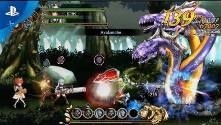 Vidéo : Fallen Legion - Trailer de lancement PS4/PS Vita